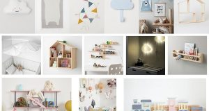 Kako urediti sobu za bebu?