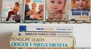 Koje knjige o njezi i razvoju djeteta kupiti na Interliberu?