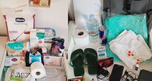 Popis za rodilište – što sve treba biti u torbi
