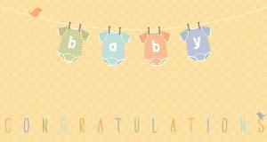 Kako čestitati na rođenju bebe?